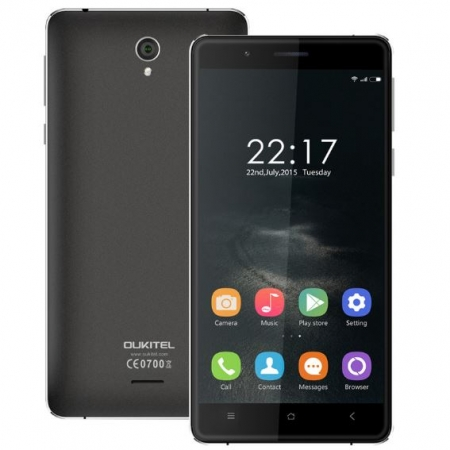 Oukitel Smartphone K4000 Pro Black
